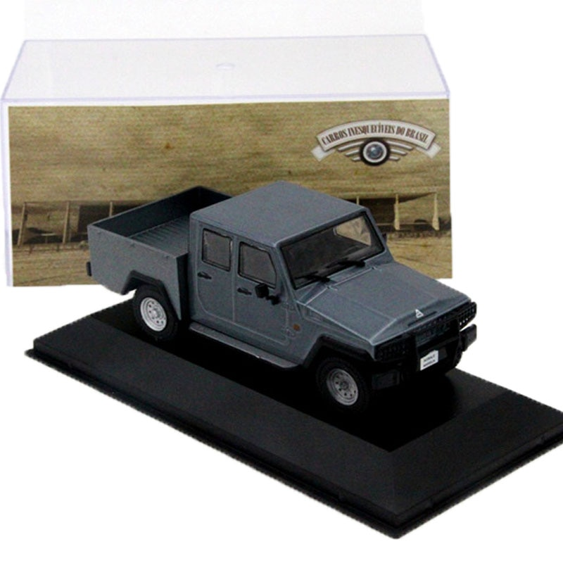 Alyak-camioneta de juguete en miniatura, camión de colección, modelos fundidos a presión,...