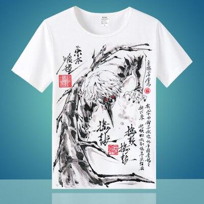 Camiseta con estampado de Tokyo Ghoul del anime Tokyo Ghoul, ropa Ken Kaneki, camiseta de manga corta de Tokyo Ghoul, camiseta para hombres