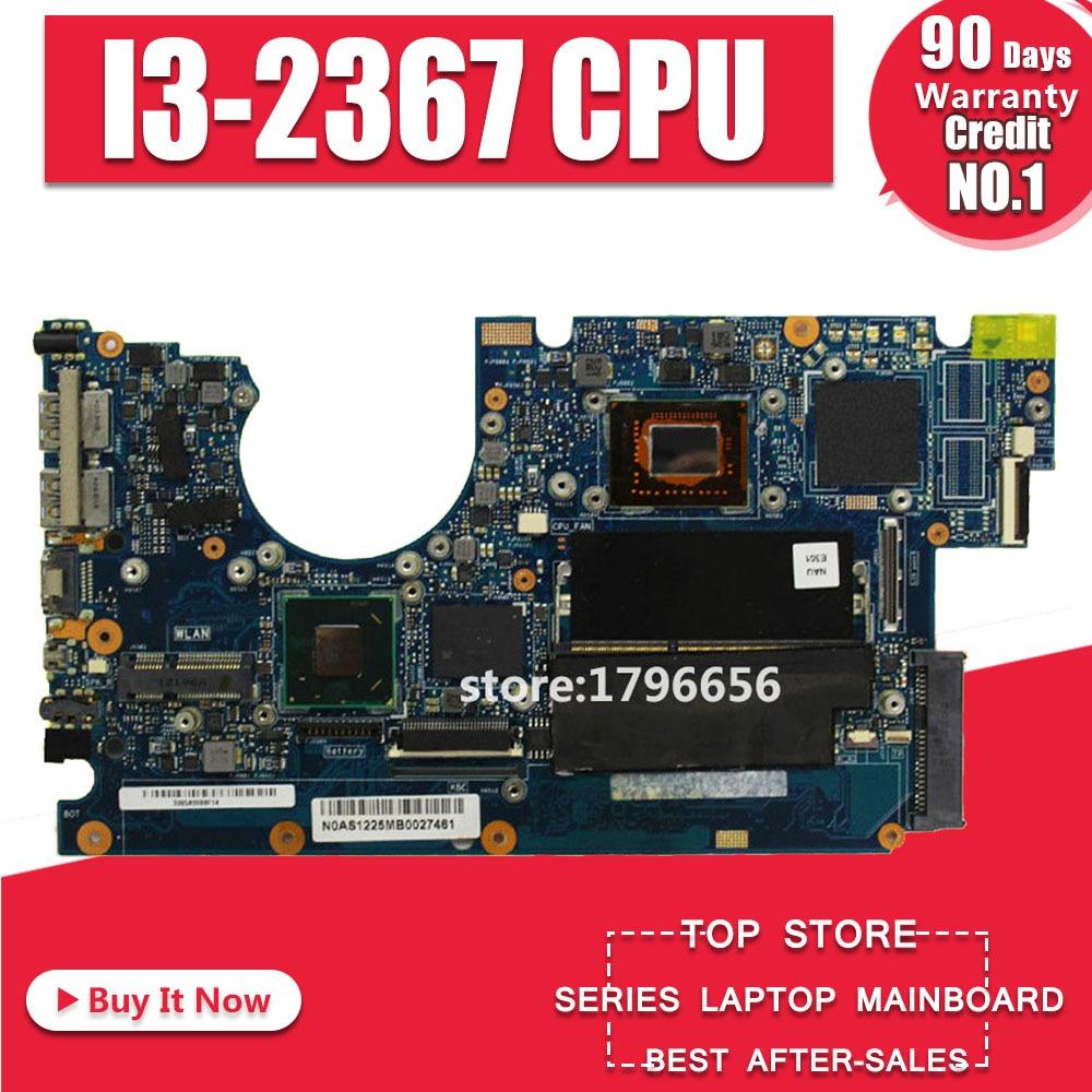 Материнская плата UX32A I3 CPU REv 2,1 Для ASUS UX32VD UX32A, материнская плата для ноутбука UX32A, материнская плата UX32A, тест 100% ok