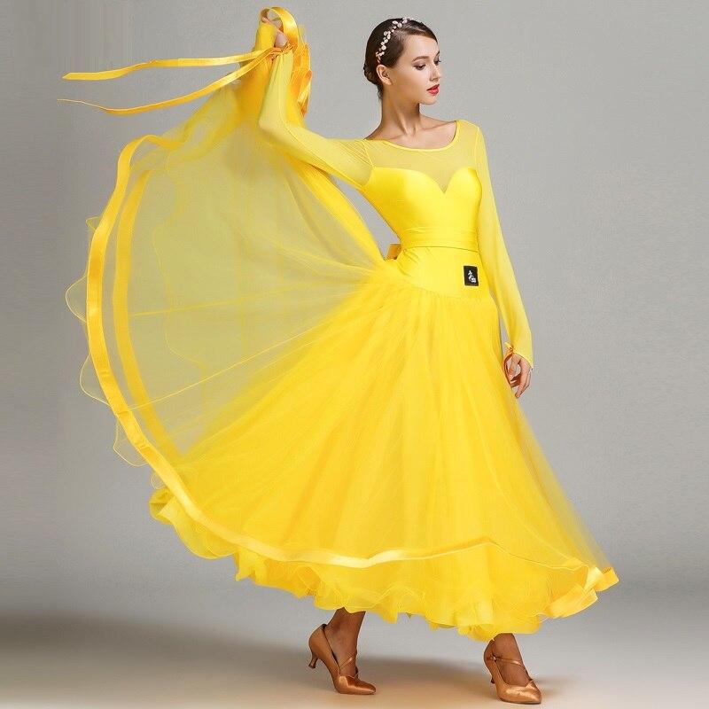 جديد وصول الحديثة الرقص اللباس الإناث زي الأداء الملابس معيار وطني الرقص موحدة الأداء دعوى B-6138