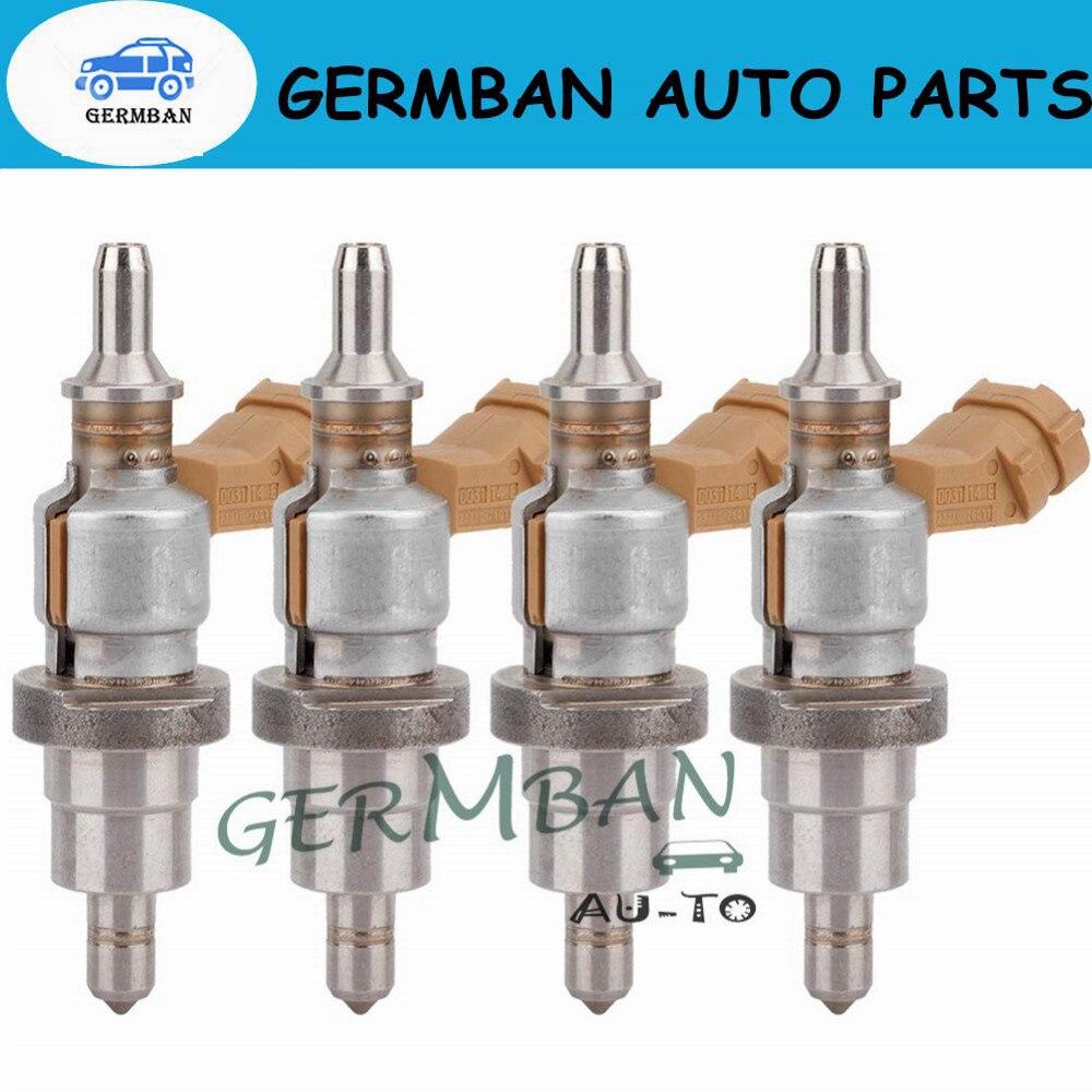 23710-26010 23710-26011 23710-26012 Fuel Injectors For Toyota Corolla Auris Avensis 1ADFTV Rav4 2ADFHV 2371026010 2371026011