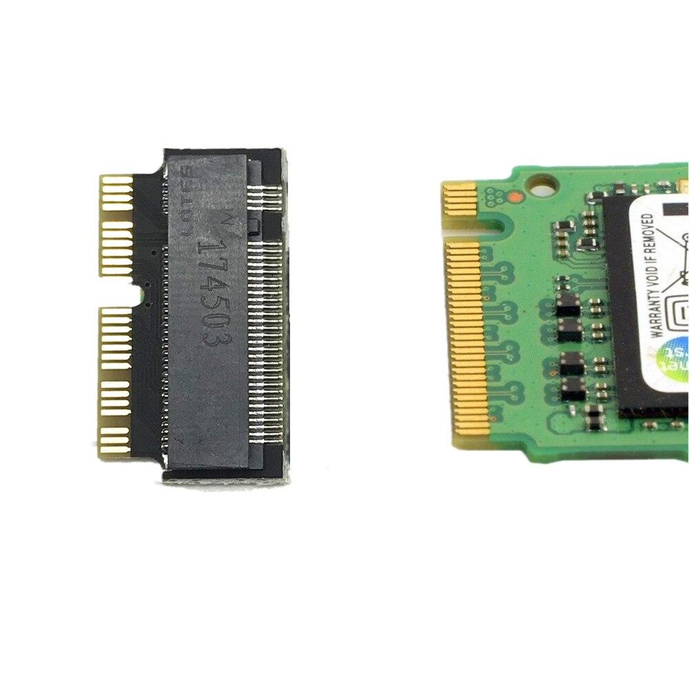 M clave M.2 SSD adaptador para 2013, 2014, 2015 MACBOOK aire A1465 A1466 Pro A1398 A1502