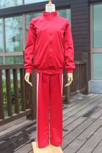 2019 unisexe Anime Haikyuu Cosplay Costume NEKOMA lycée Club uniforme Kiyoko Shimizu Karasuno veste et pantalon 110701
