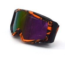 Evomosa lunettes de Motocross Moto   Lunettes de cyclisme extérieur hors route, Moto CE Moto