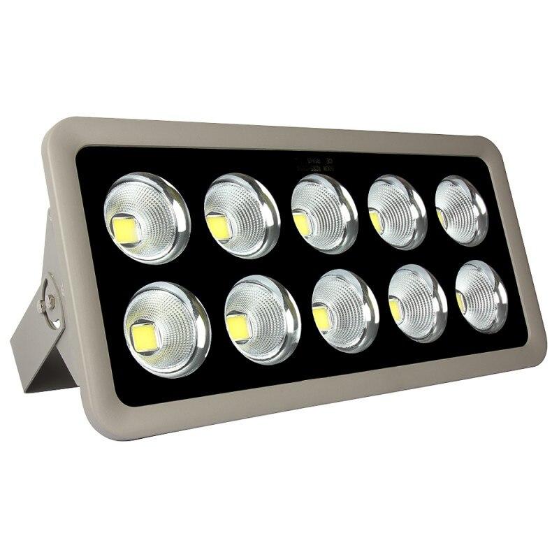 FENGLAIYI, impermeable, IP65, reflector Led de 100 W, 200 W, 300 W, 400 W, 500 W, 600 W, luz Led de inundación para exteriores, reflector LED COB, lámpara de jardín