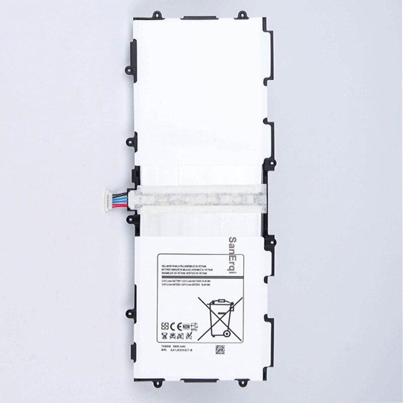Батарея для Samsung GALAXY Tab 3 10,1 P5200 P5210 GT-P5200 GT-P5210 T4500E 6800mAh Замена Bateria