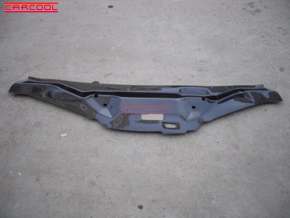 For 1997-1998 S14A Silvia Kouki 200SX 240SX Garage Defend Cooling Slam Panel GD CF Carbon Fiber