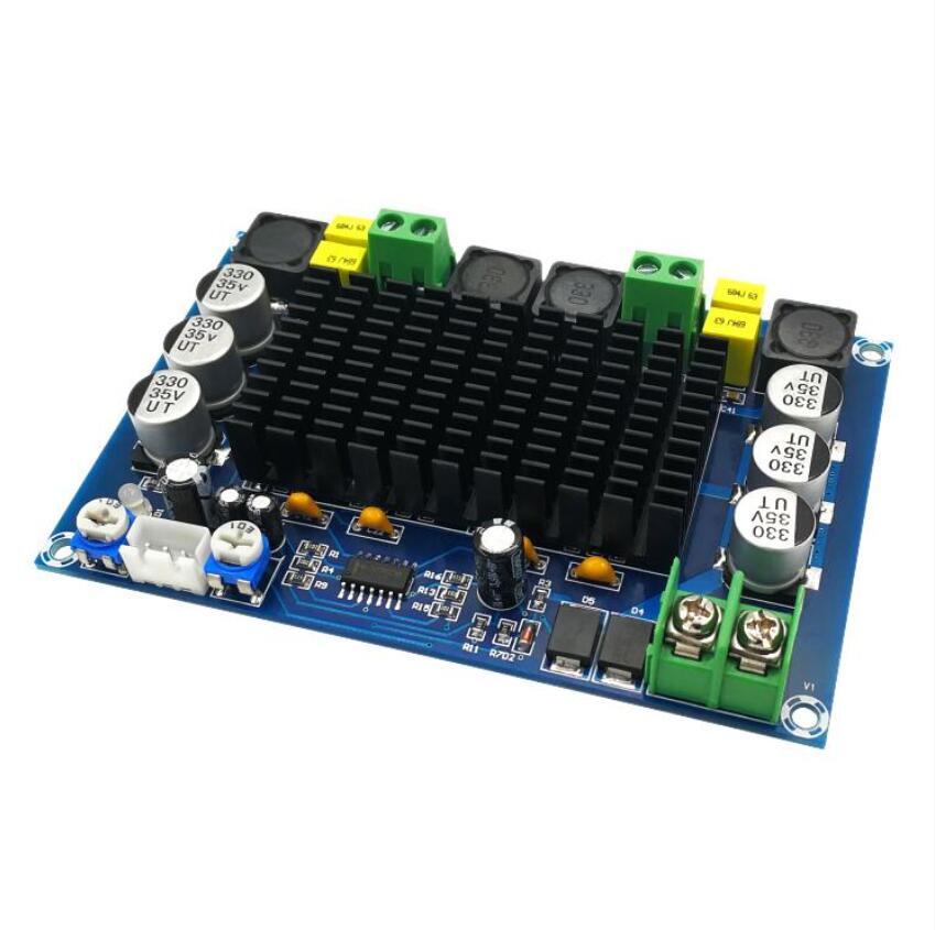 150W TPA3116 D2 doble canal estéreo de alta potencia amplificador de potencia de audio Digital con TL074C OPAMP