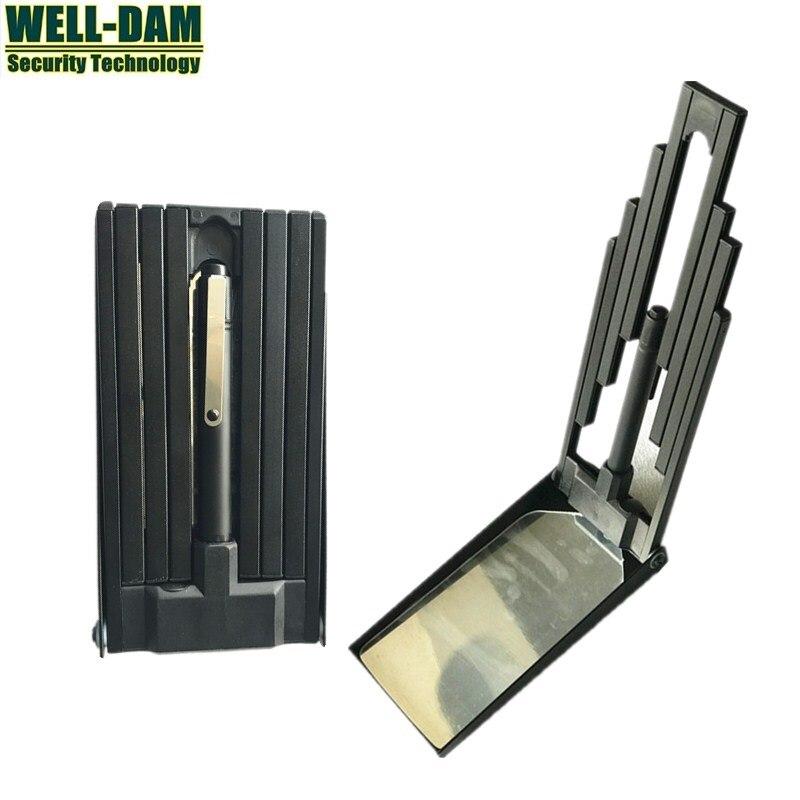 WD-MP Fácil carry Bolso busca espelho Mini Espelho de Inspeção De Segurança Sob inspeção veicular mirror