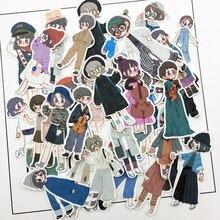 33 pièces bricolage livre à main kawaii amis décoration adhésif journal papeterie livraison gratuite