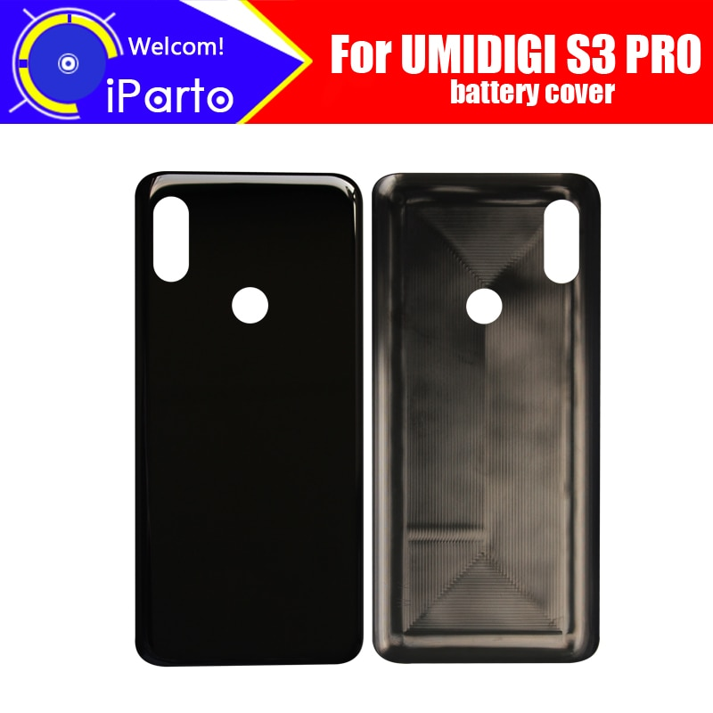 UMIDIGI S3 PRO Battery Cover Good Quality Original Durable back case Accessories for UMIDIGI S3 PRO mobile phone