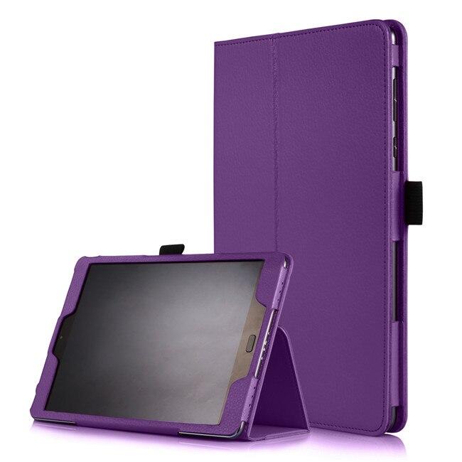 """Pu cubierta de cuero caso para Asus zenpad 3 S 10 Z500 z500m 9.7 """"Tablets + 2 unids pantalla protector"""