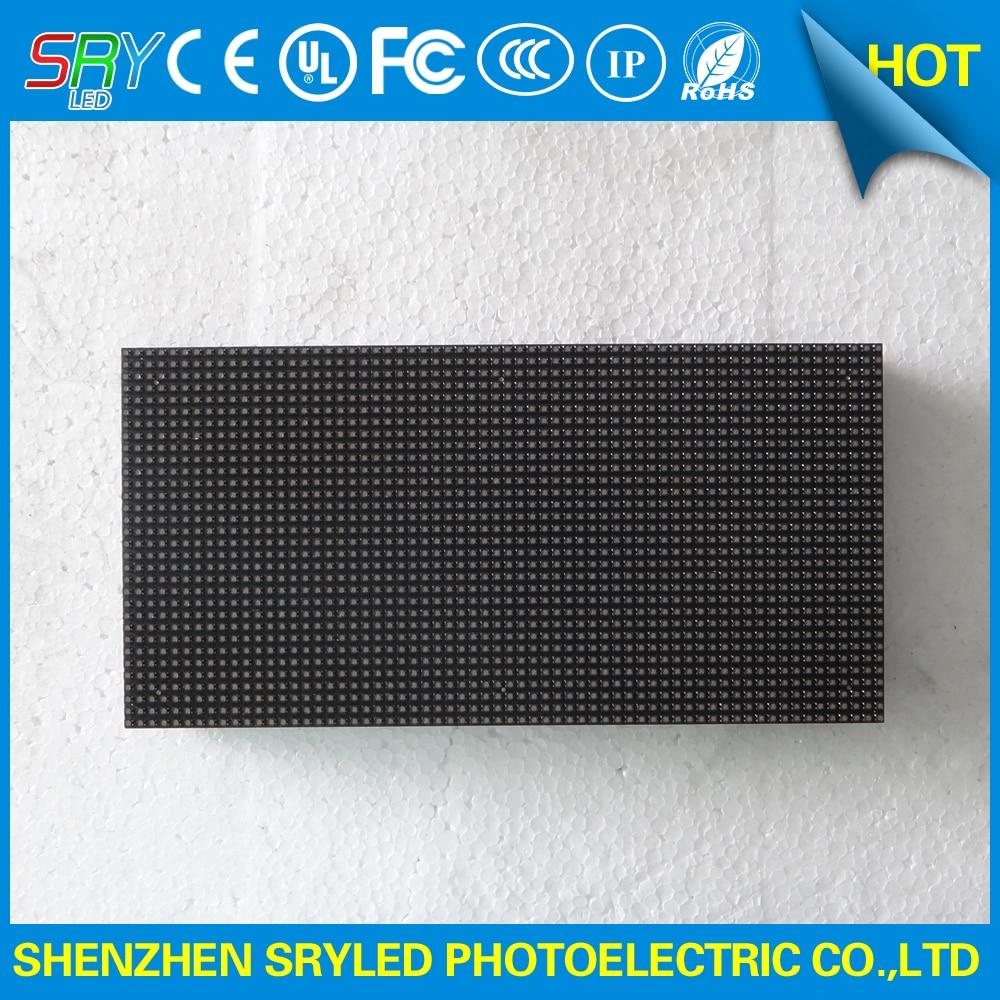 Светодиодный экран модуль пикселя 3 мм/внутренний видео настенный светодиодный модуль p3 96*192 мм 32*64