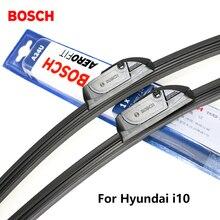 2 pièces/ensemble balais dessuie-glace BOSCH pour Hyundai i10 22