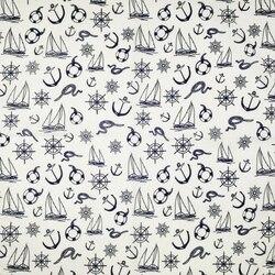 100% хлопок белый Steamship панк головной убор Хип-хоп платок банданы платок квадратный шарф для женщин/мужчин/мальчиков/девочек