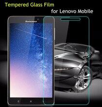 Vidro temperado Para Lenovo A536 A606 A850 A5000 K3 k900 P70 P780 S580 S60 S660 S850 S860 caso Protetor de Tela do Filme SKLO en verre