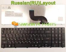 Nieuwe Laptop Toetsenbord RU Russische Versie voor Acer Aspire 5739 5739G 5740 5740Z 5740G 5740D 5740ZG