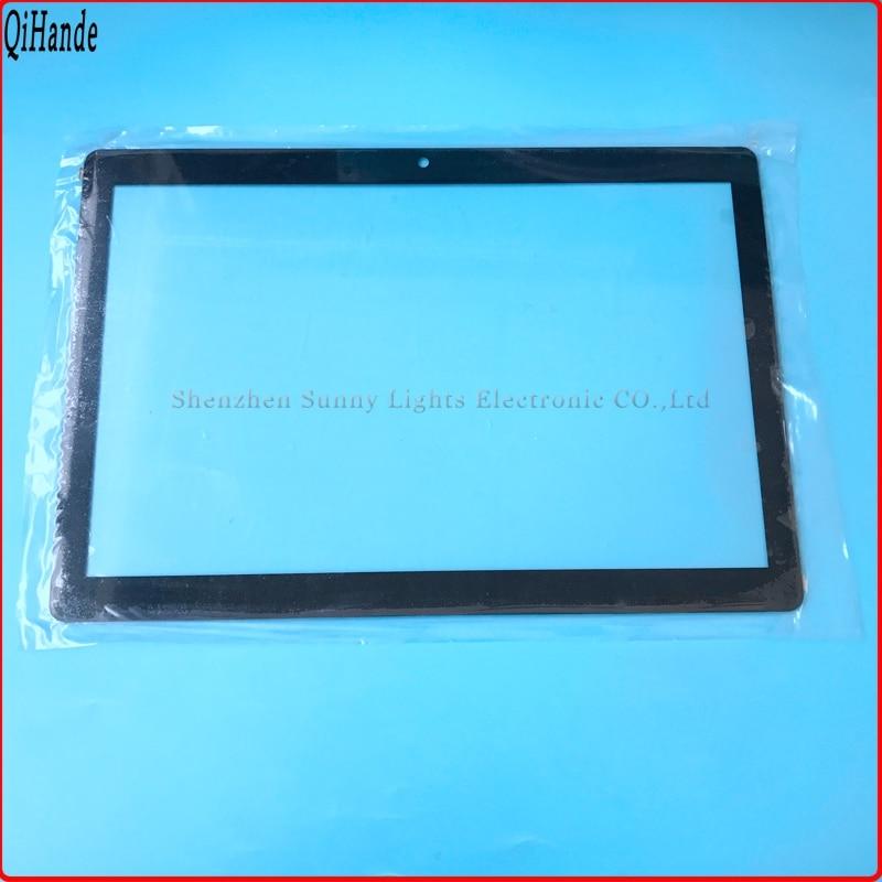 1 unids/lote nuevo pantalla táctil adecuado para 10,1 pulgadas Dexp ursus z210 Tablet Panel de digitalizador de TouchTouch de vidrio