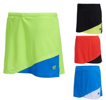 Юбка для бадминтона, быстросохнущие женские теннисные шорты теннисная юбка, спортивный, теннисная юбка для девочек, настольный теннис одеж...