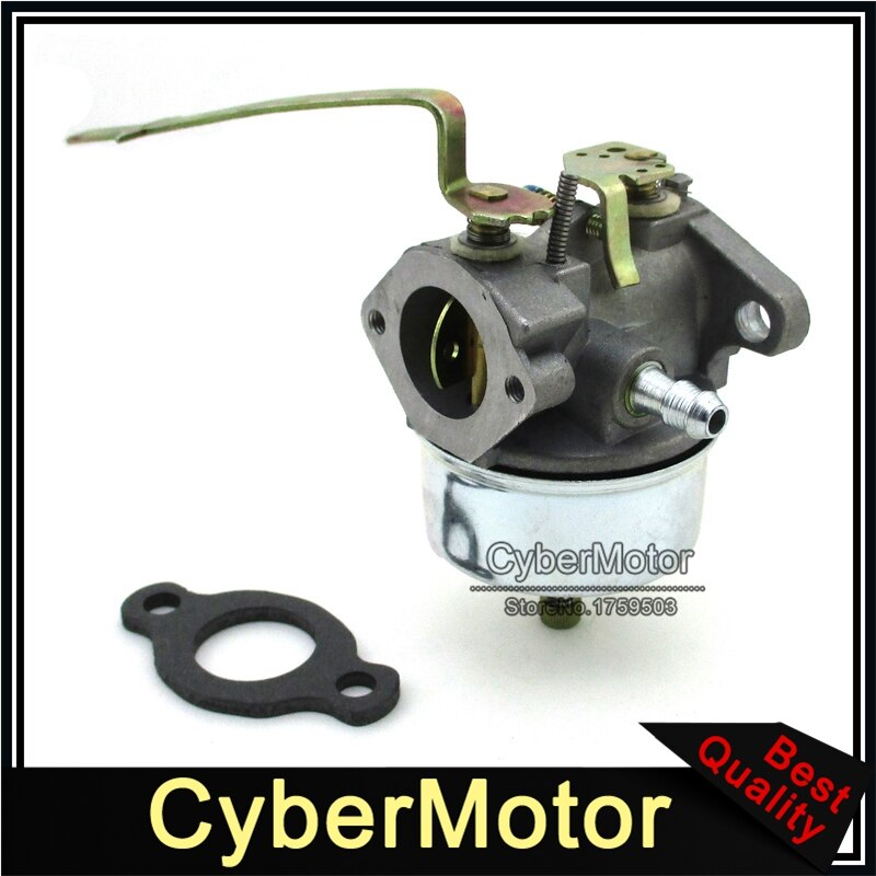 Carburetor For Tecumseh Carb H30 H35 H50 Go Kart Vintage Mini Bike Snow Blowers Pressure Washer 632615 632208 632589