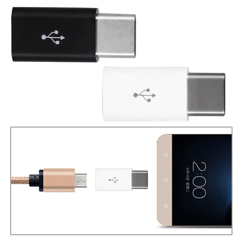 Urijk USB Android адаптер конвертер мини микро адаптер USB Женский к USB Type C адаптер для преобразования головки V8 к USB 3,1 1 шт