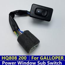 HQ808200 Power Window Sub Switch For GALLOPER 2000-2003
