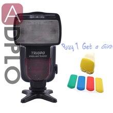 Buy 1 get a gift !TRIOPO TR-850EX Flash Speedlite suit For Nikon D4 D3s D3x /Canon 5D Mark III /Olympus E5 E3 /pentax K-7 K-m