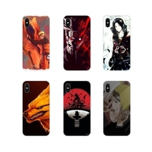 Mode coque de téléphone Hinata Itachi Uciha Akatsuki Naruto Pour Apple iPhone X XR XS MAX 4 4 S 5 5 S 5C SE 6 6 S 7 8 Plus ipod tactile 5 6