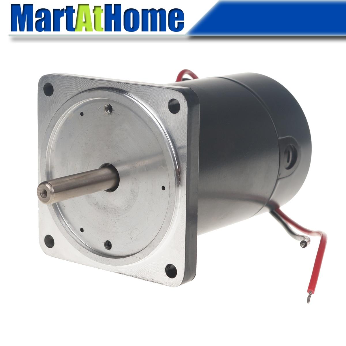 PMDC Brushed Motor DC 12V 24V 2000/3000/4000/5000/6000 RPM can Reverse low noise