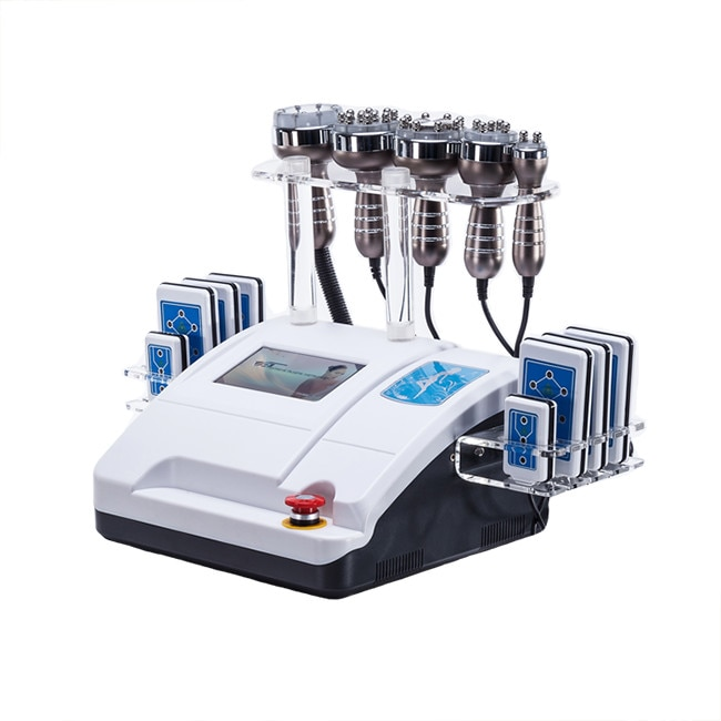 سعر المصنع Rf 40k فراغ الترا ليبو التجويف الليزر آلة تخسيس الجسم لصالون تجميل