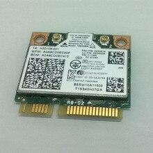 Int double bande sans fil 7260AC 7260HMW 802.11b/g/n/ac et carte BT4.0 pour Lenovo Thinkpad S540 E540 Series, FRU 04x6010 20200555