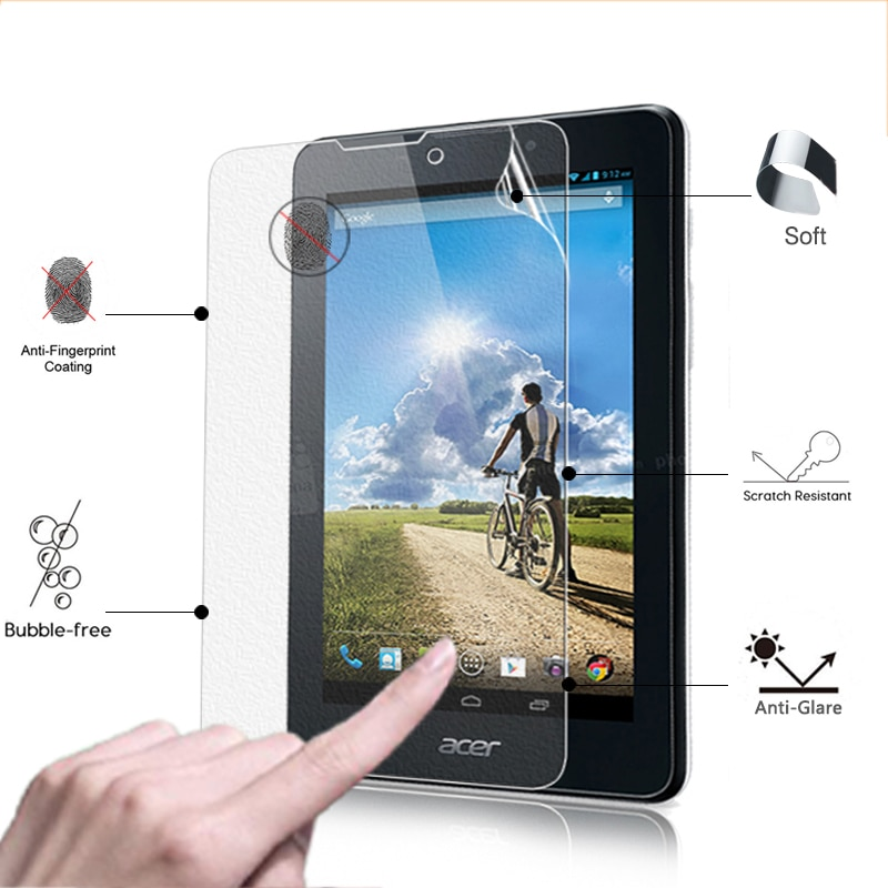 Película protectora de pantalla mate antideslumbrante de primera calidad para Acer Iconia...