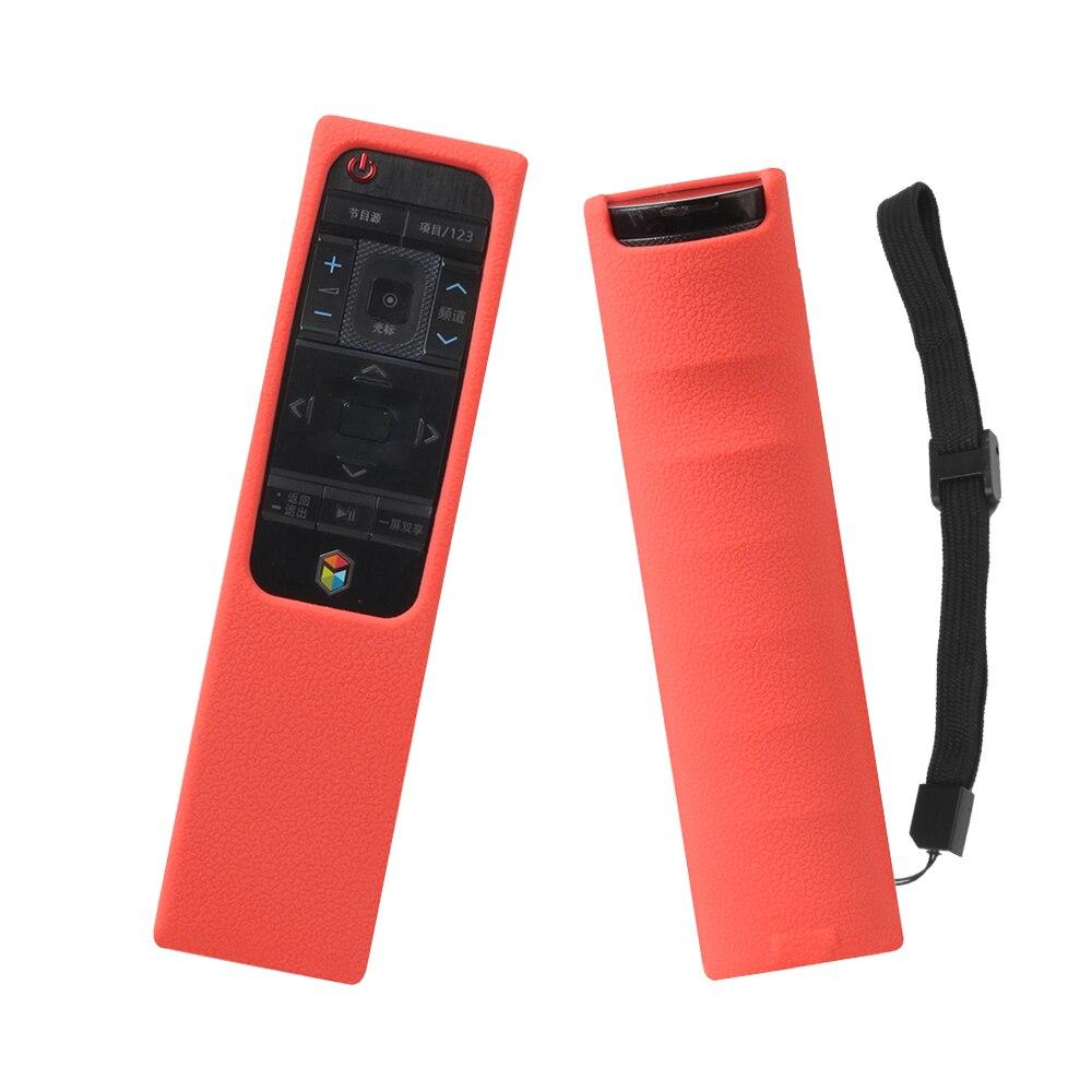 Чехол с дистанционным управлением SIKAI для Samsung TV, защитный чехол для Samsung Smart TV, BN59-01220G, UA65JU6800J пульт дистанционного управления с бесплатным шнурком