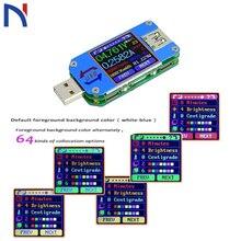 UM25 UM25C pour APP USB 2.0 type-c LCD voltmètre ampèremètre tension courant compteur batterie charge mesure Bluetooth communication