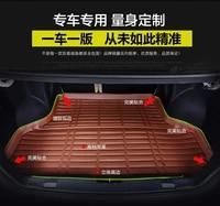 car trunk mat sedan luggage pad customize 600 models cargo liner for polo ford focus mondeo transit custom fiesta s max explorer