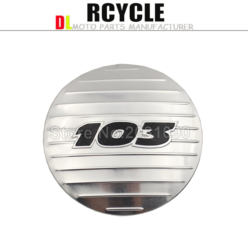 103 Derby Timing Motor Kupplung Seitenabdeckung Für Harley Davison Street Glide flhx