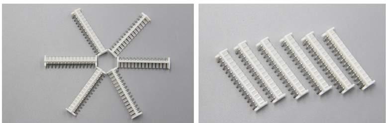 S14B-EH موصلات رأس موصلات محطات إيواء 100% جديد و الأصلي أجزاء S14B-EH(LF)(SN)