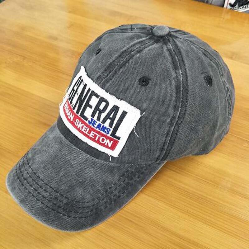 XEONGKVI coreano bordado letras gorras de béisbol primavera otoño marca Snapback parche lavado Do algodón viejo sombreros para hombres