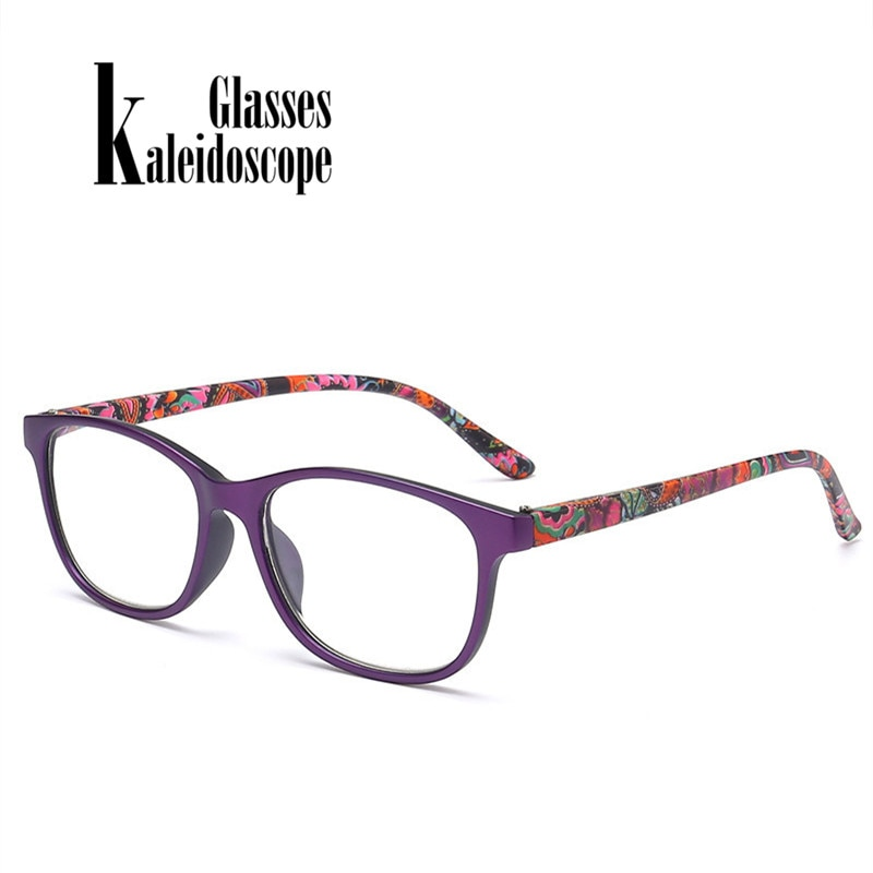 Gafas de calidoscopio de resina para leer, gafas de dioptrías para hombres, gafas ultraligeras para mujeres, gafas antifatiga para leer, nuevas gafas de alta definición