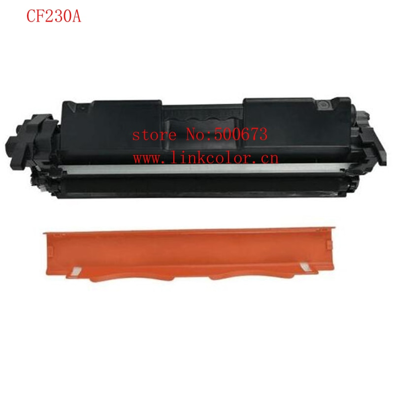 10 шт. совместимый тонер-картридж для HP LaserJet M203d M203dn M203dw MFP M227fdn M227fdw CF230A CF230 CF 230A 230 деталей для принтера
