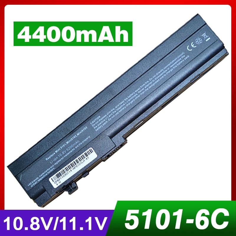 4400mAh بطارية كمبيوتر محمول ل HP البسيطة 5101 5102 5103 532492-111 532496-541 579027-001 AT901AA HSTNN-DB0G HSTNN-I71C HSTNN-IB0F