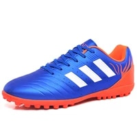 men boy kids soccer cleats turf football soccer shoes 2018 size 33 44 tf hard court sneakers trainers new design football boots
