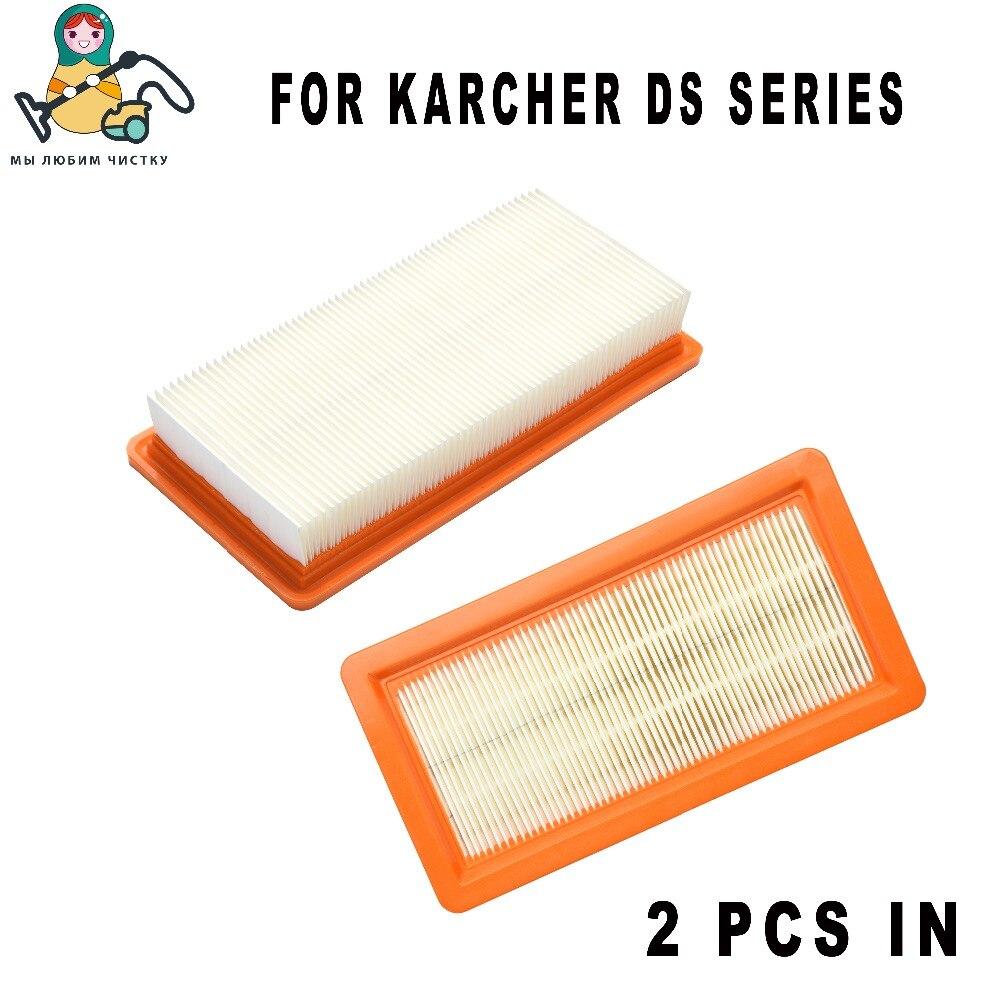 Фильтр для пылесоса Karcher DS5500 DS6000 DS5600 DS5800 K5500 6,414-631,0 Karcher DS6 DS 5500 DS 5600