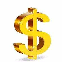 Expédition de fret en Dollar américain 1 Dollar   Frais supplémentaires veuillez payer ici