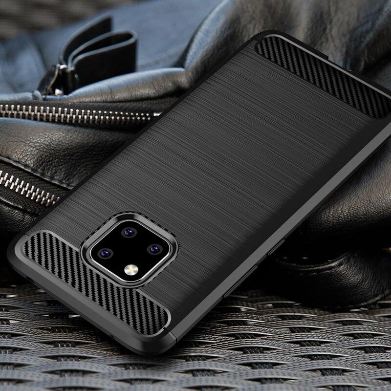 Honor 8x10 9 Силиконовый противоударный чехол, мягкий чехол для телефона, чехол для Huawei P30 PRO P20 P10 Lite Nova 3 3i Mate 20 Funda