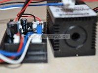250mW 445nm-450nm BL-M Blue/Violet Laser Dot Module 12V w/ TTL