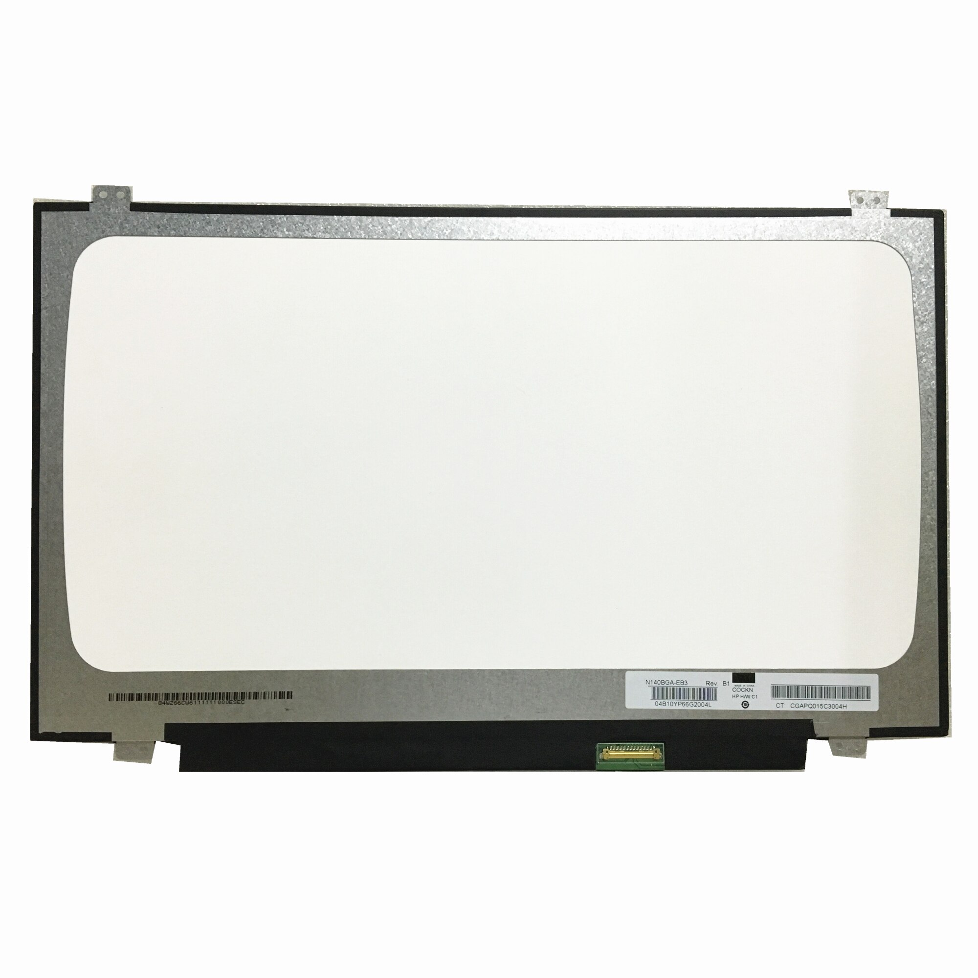 Бесплатная доставка, флейта N140BGA EB3 N140BGE EB4, подходит для ноутбука Aecr Aspire 1, флейта серии N17Q4, ЖК-экран, 30 контактов