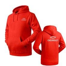 Sudadera con capucha Chevrolet logo pullover Sudadera con capucha Unisex nueva moda