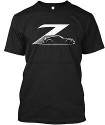 Черная футболка Nissan 350z gtr gt-r r35 r34 r33 r32 nismo 240sx 370z 300zx