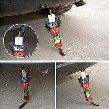 Автомобильный ремень заземления, статический ремень для устранения заземления, безопасный антистатический светоотражающий ремень для Accord Honda Kia Skoda